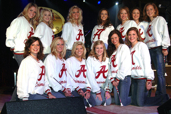 Alabama Football Prior 2009