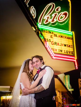 Wedding at Rio Theater - Santa Cruz