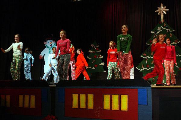 2005 Dance Recitals