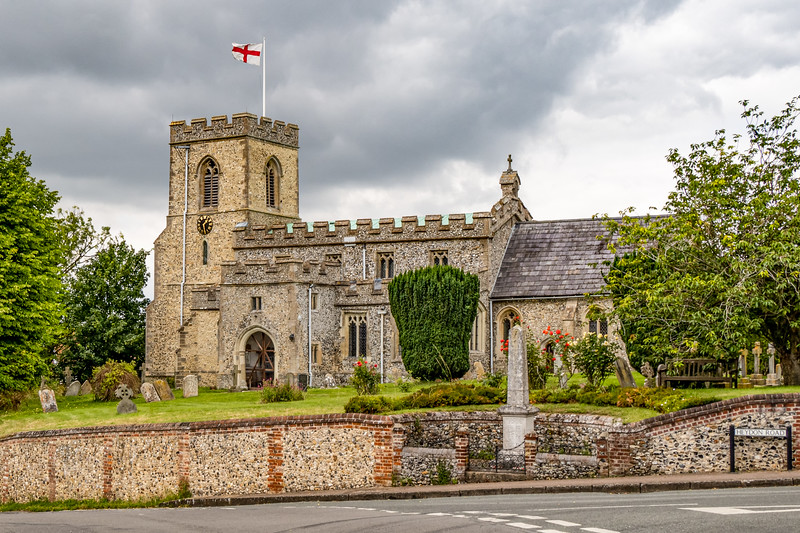 Great Chishill, St. Swithen's