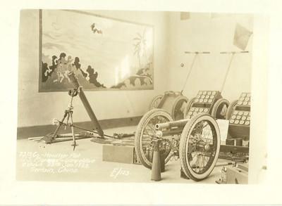 Pre War Marine Carts.