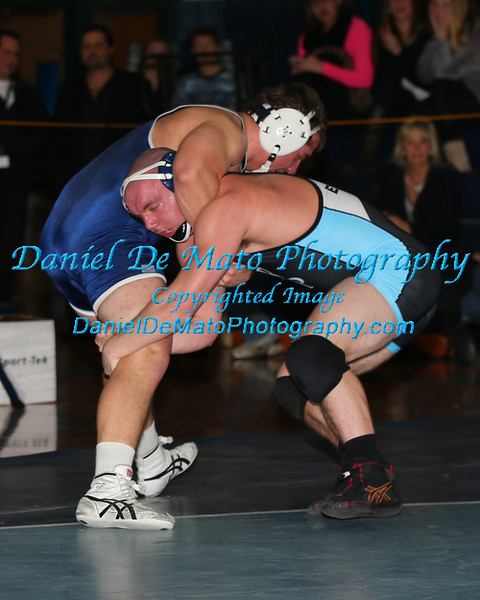 Rocky Point vs Huntington 1-17-14