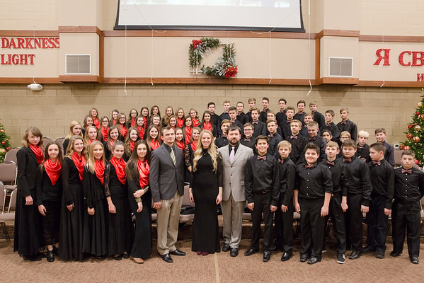 December 18, 2016  Teens Choir