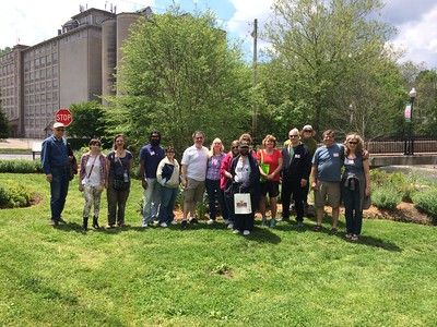 5.17.14 Watershed/History Tour of Historic Ellicott City & Tiber Hudson