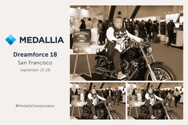Medallia at Dreamforce