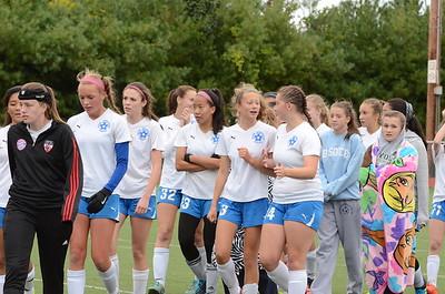 AB Girls JV Soccer 2015