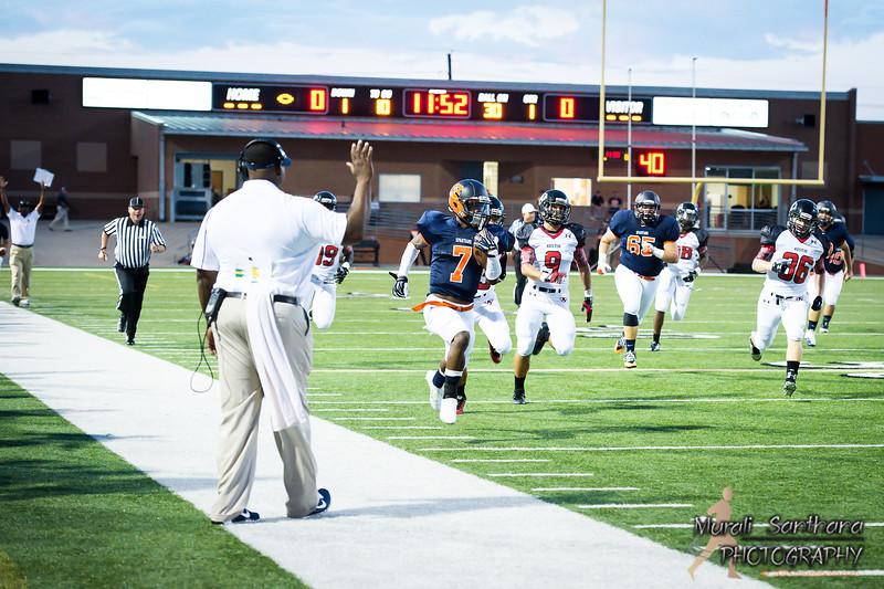 09-05-2014 - Seven Lakes High School - Football (M)