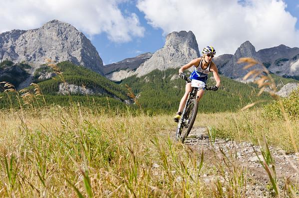 2012 Canmore Xterra - Bike