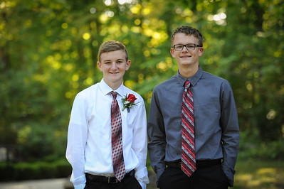 9-29-18 Eden and friends - 10th grade BHS Homecoming
