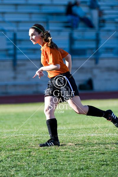 2009-02-03 Soccer Girls JV SJS vs St. Pius X