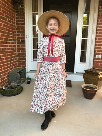3rd Grade Living History
