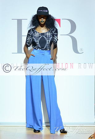 Harlem Fashion Row Spring 2014: Kimberly Goldson