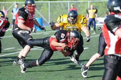 Valleyfield vs Bulldogs