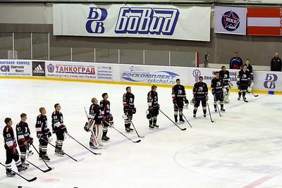 Трактор (Челябинск) - Мечел (Челябинск) 7:2. 24 сентября 2016