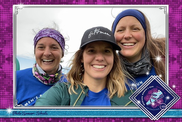 Montana Women's Run Virtual Booth