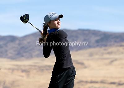 Girls Golf -  FAITH Photography of Nevada