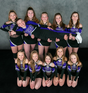 Premier Gymnastics & Cheer of the Rockies Level 2 CHEER
