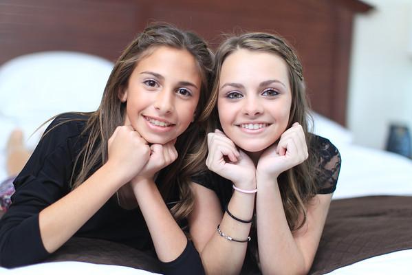 Cortney & Kaylee