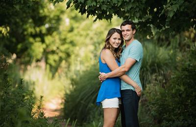 Alicia + Dillon Engagement