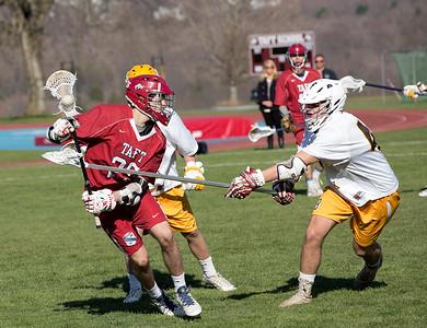 4/13/16: Boys' JV Lacrosse vs Brunswick