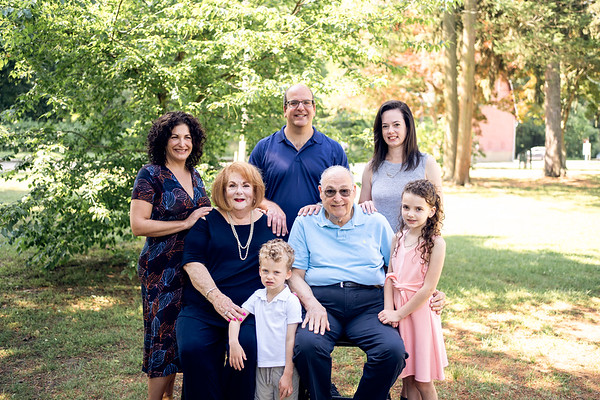 The Grimley Family - Extended Family