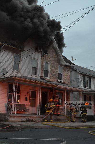 11/21/19 - East Pennsboro Township, PA - Third St