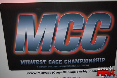 MCC 15 - weigh-ins