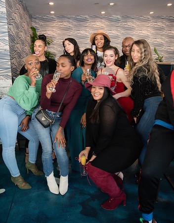Models & Mimosa's