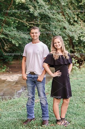 Kolton and Emma Senior 2020