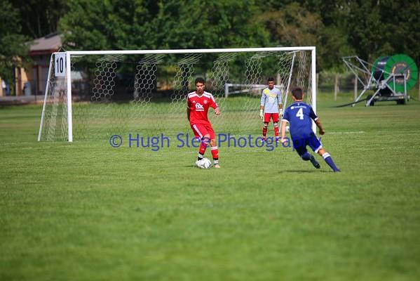 BU15 red - Eastside Timbers v Seattle United