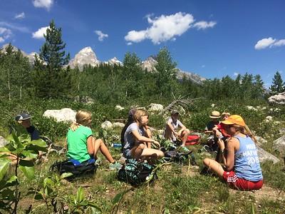 7.13.15 Yellowstone & Grand Teton Adventures