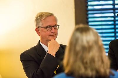 Wilson Presidential Chair Dedication - UC Berkeley – 9/19/16