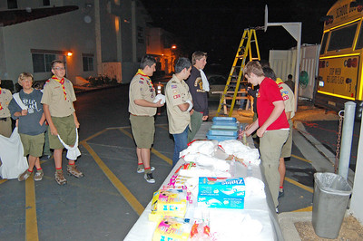 3/30/2009 - Troop Meeting.