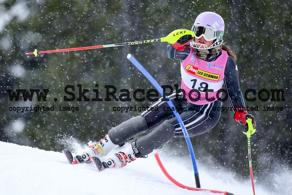 Sunday Ladies PM (Slalom)