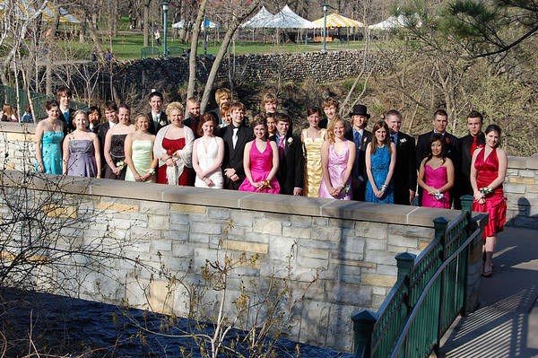 Prom and Grand March 2008