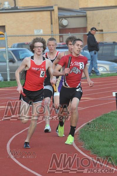 HS Boys Track