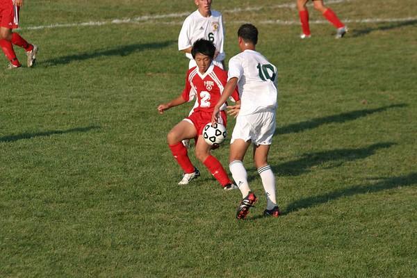 20040913 Soccer vs. Longwood