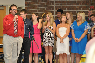Spring Banquet, All Bands