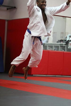 Jiu Jitsu Practice 5-13-2010