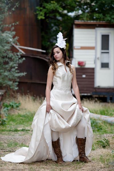 Kaylie {Modeling Hat}