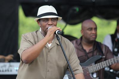 2012 Richmond Jazz Festival - Norman Connors