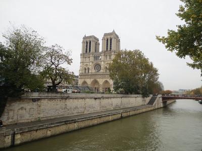 Paris France - November 2012