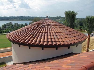 Domes, Cones, Graduated & Turret Tiles