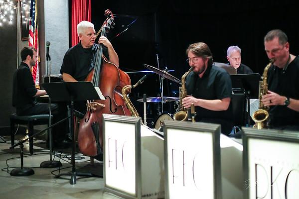 Paul Keller Orchestra - Zal Gaz Grotto - 10-28-2019