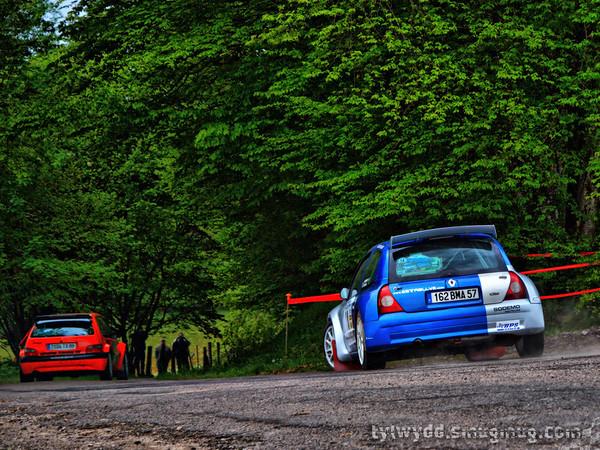 Rallye Ajolais 2010