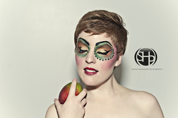 Fruitful Work- Makeup By Sweetness