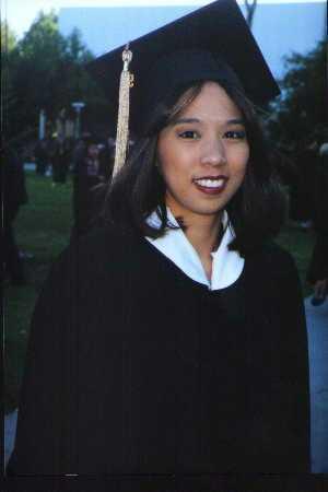 Jen Graduation May 98