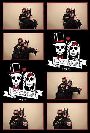Denise & Raul | Oct. 31st 2015