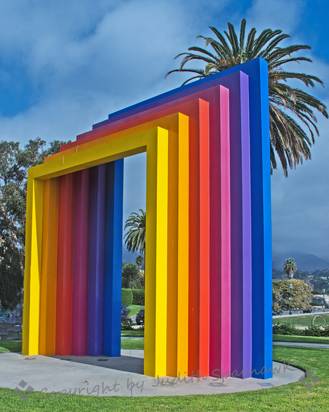 Color Me Santa Barbara!