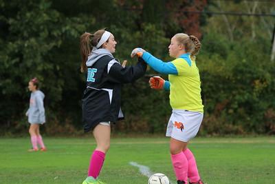 MHS JV Girls Soccer vs Lynbrook